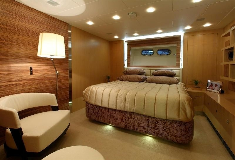 Cabin On Board Yacht ESPRESSO