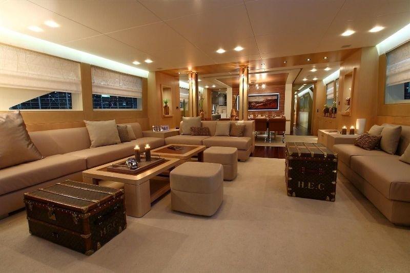 Saloon On Yacht ESPRESSO