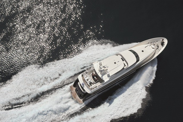 Cruising Sky Aboard Yacht ESPRESSO