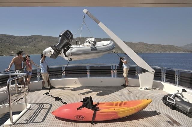 Toys On Board Yacht ESPRESSO