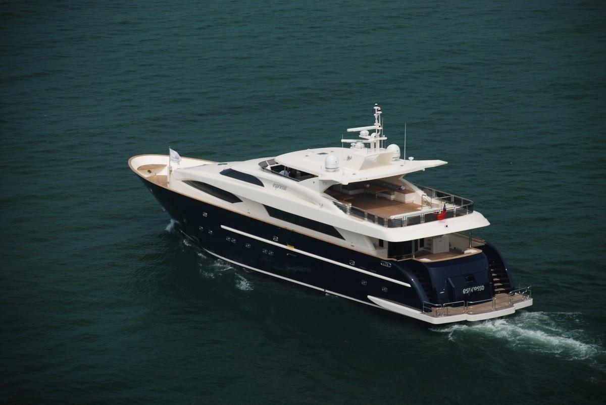 Cruising Aboard Yacht ESPRESSO