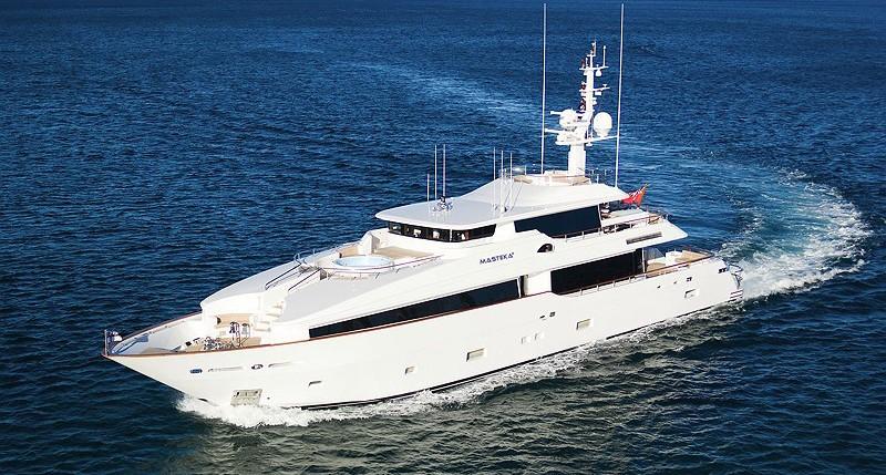 The 37m Yacht MASTEKA 2