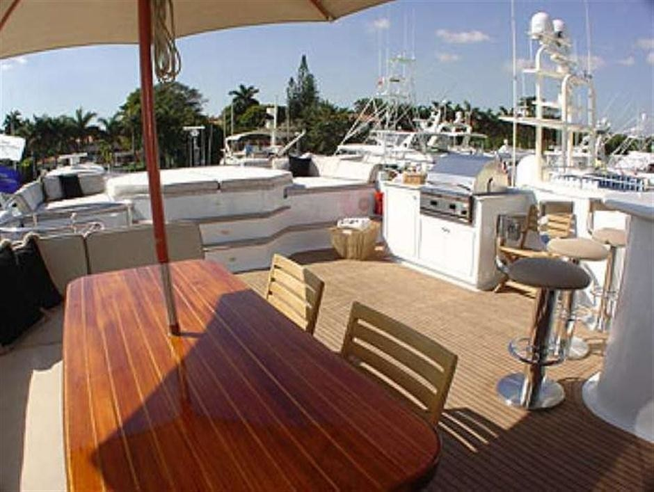The 37m Yacht SUN ARK