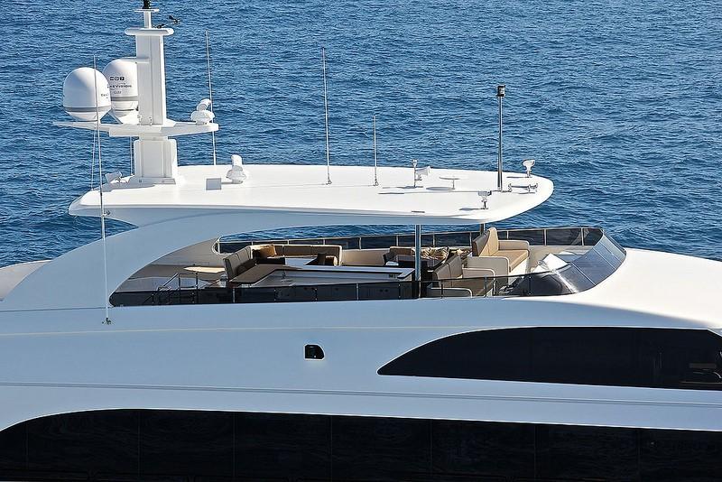 The 38m Yacht GIGI II