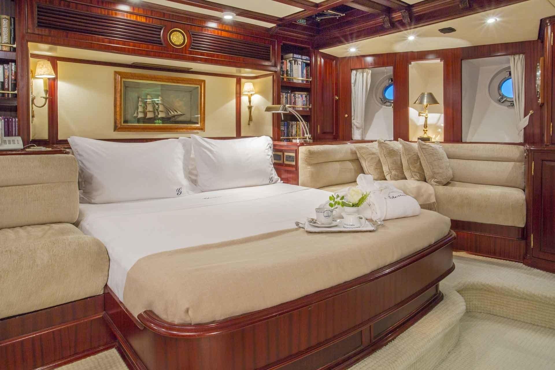 The 38m Yacht GLORIA