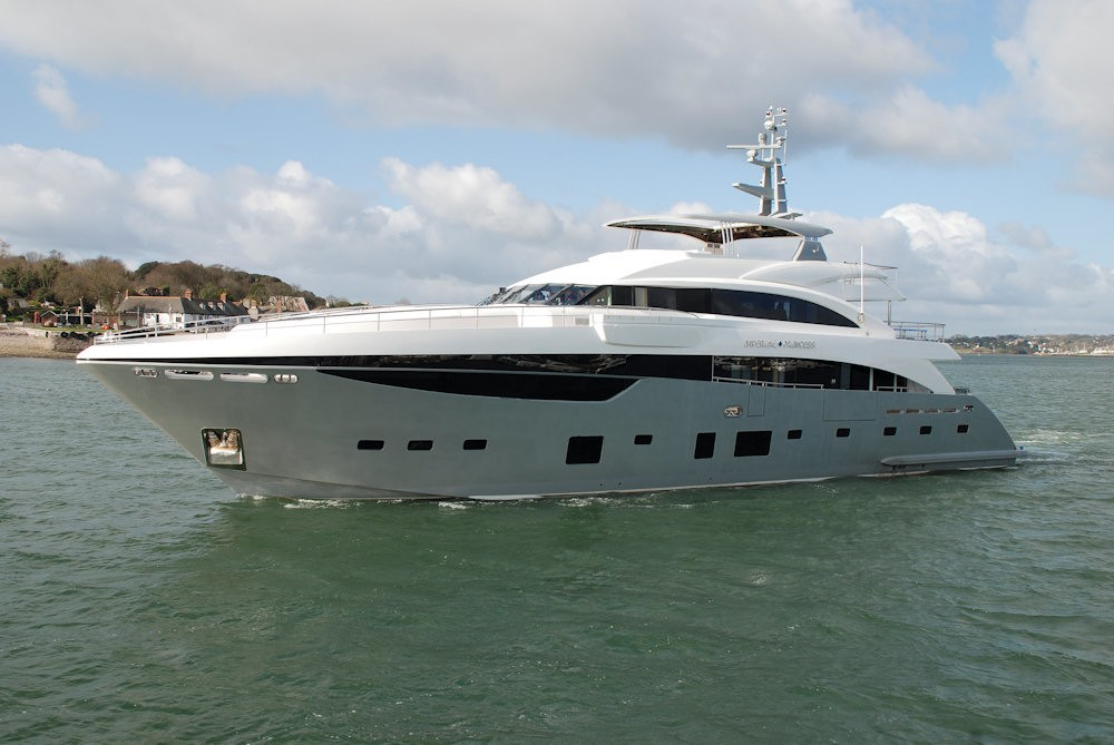 The 40m Yacht IMPERIAL PRINCESS