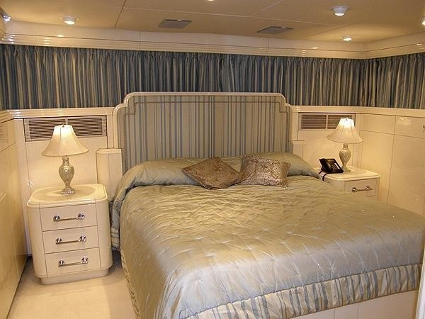 Guest's Cabin On Yacht LADY ARRAYA