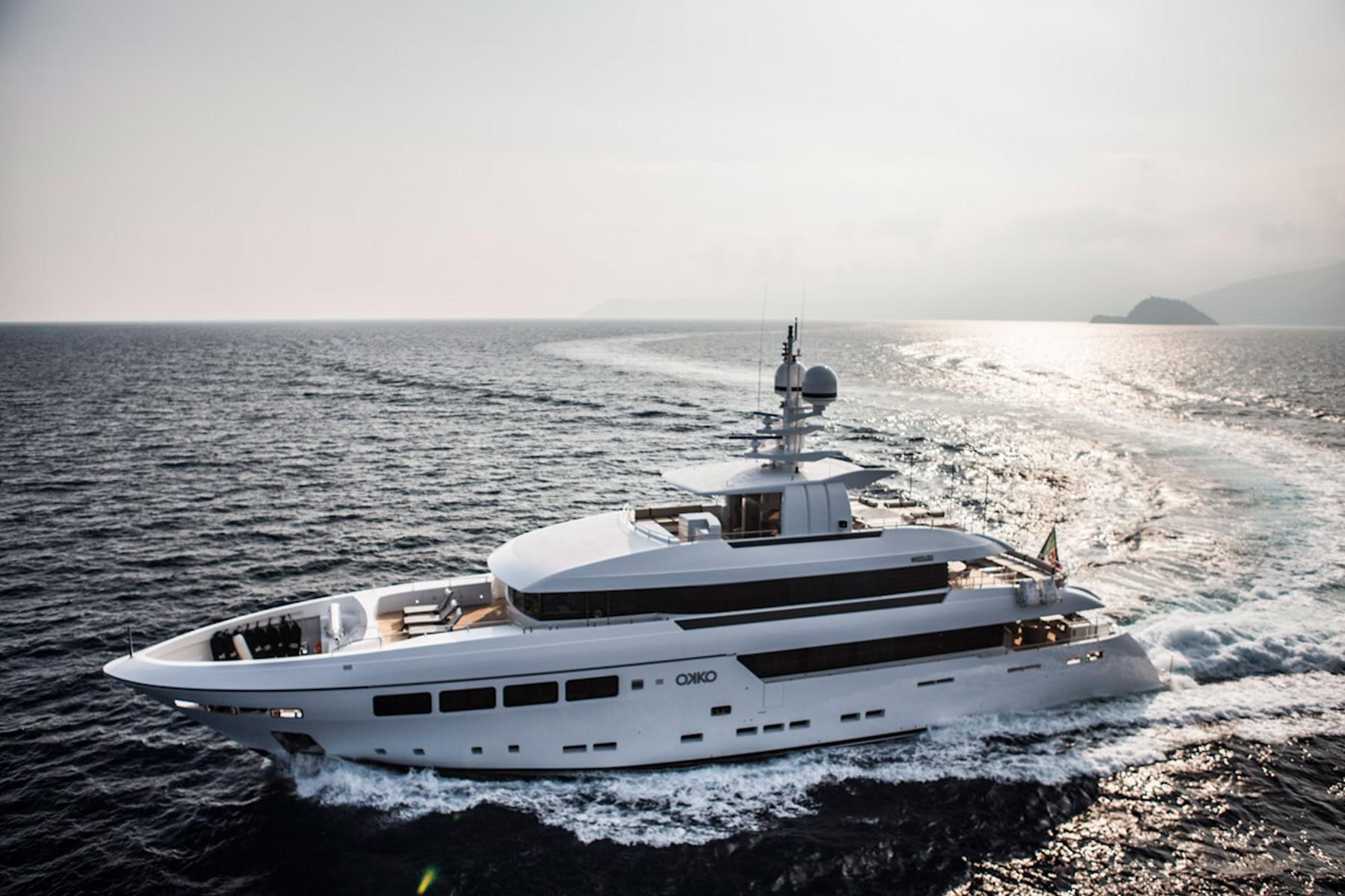 The 40m Yacht OKKO