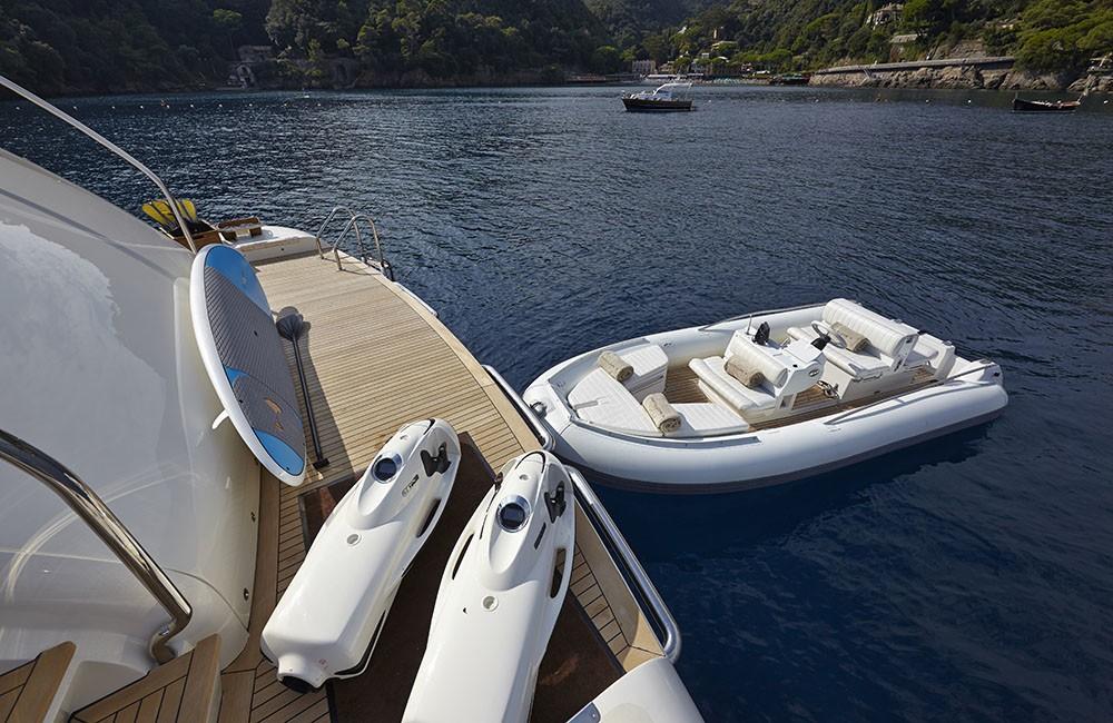 The 43m Yacht ANTELOPE III