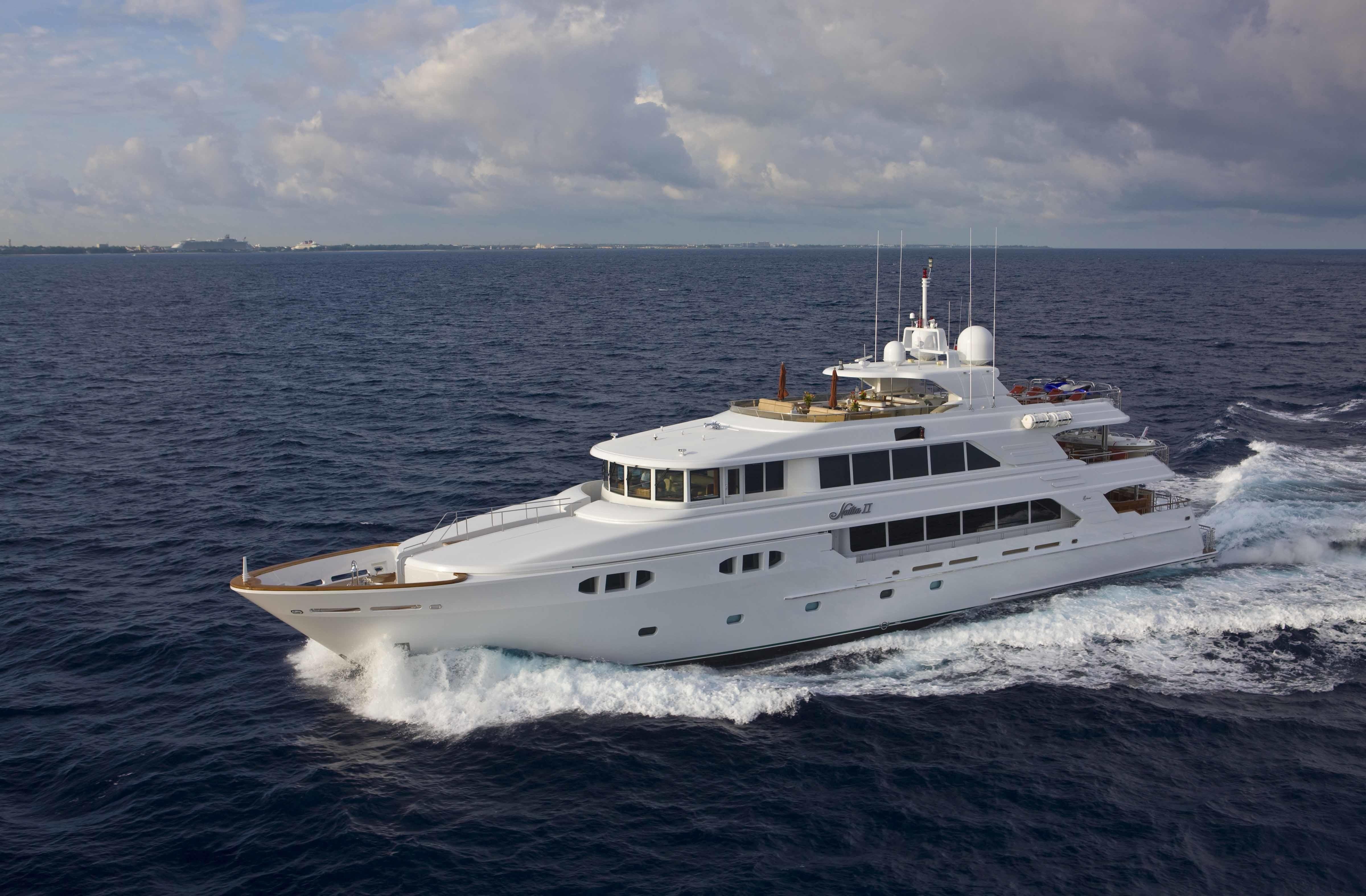 Cruising Aboard Yacht FAR FROM IT
