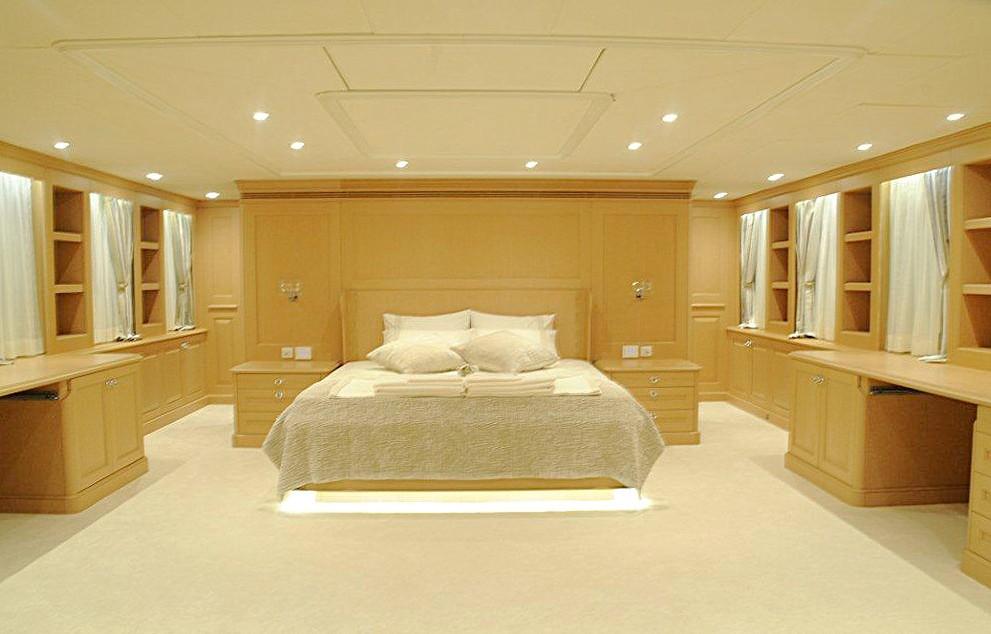 The 45m Yacht PALMARINA