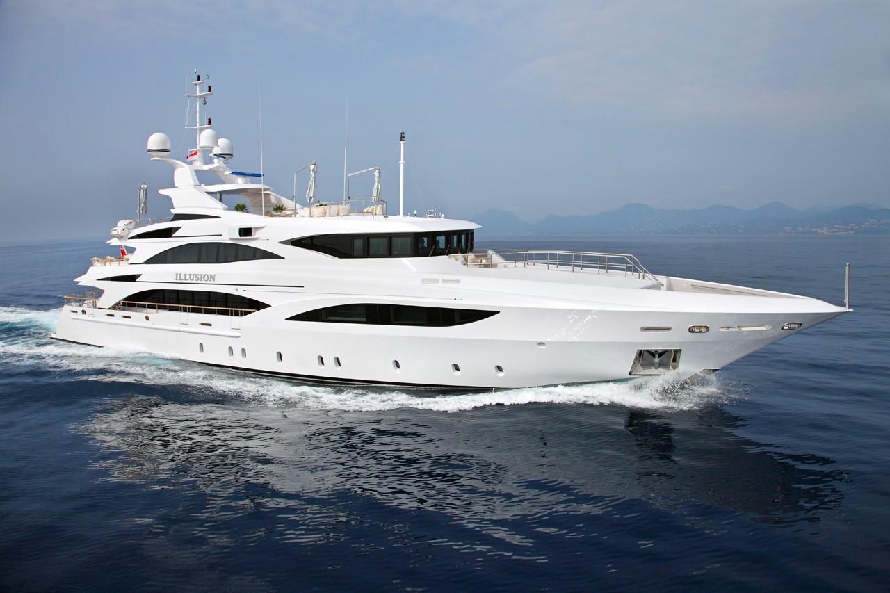 Cruising On Board Yacht WILD ORCHID I