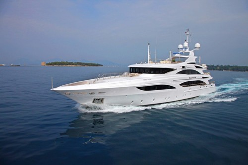 Overview On Yacht WILD ORCHID I