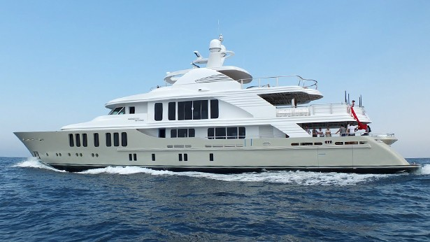 The 47m Yacht ORIENT STAR