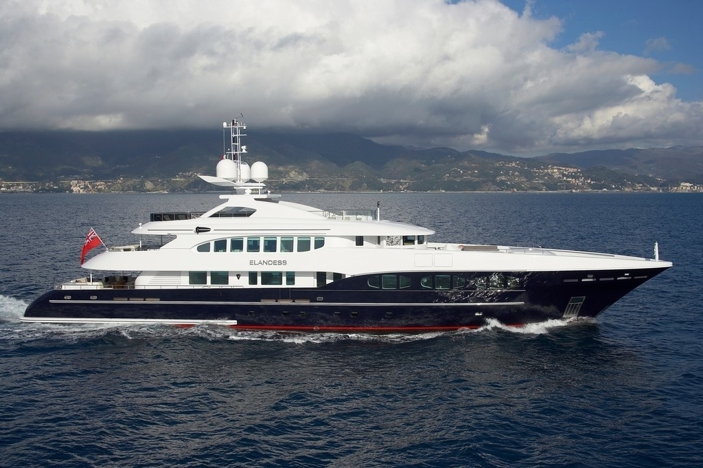 Premier Overview On Yacht RAASTA