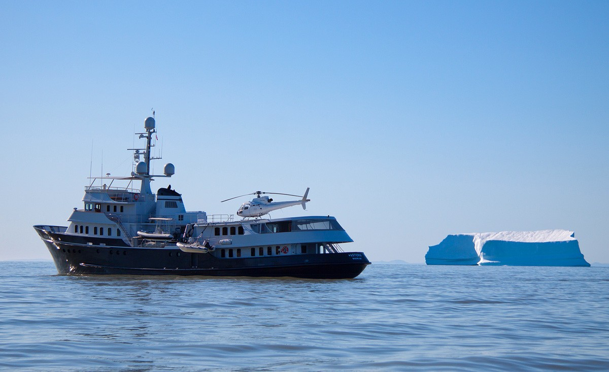 The 49m Yacht ASTERIA