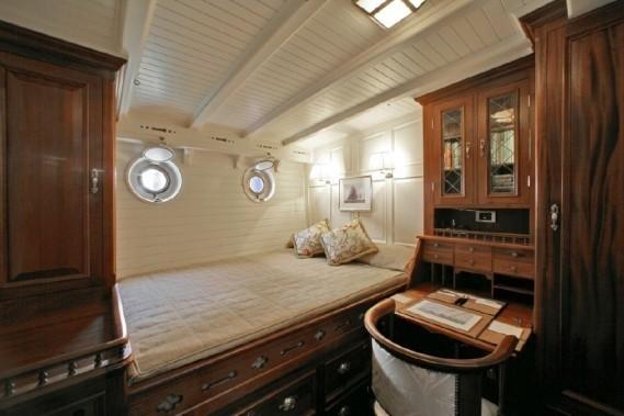 The 49m Yacht ELEONORA
