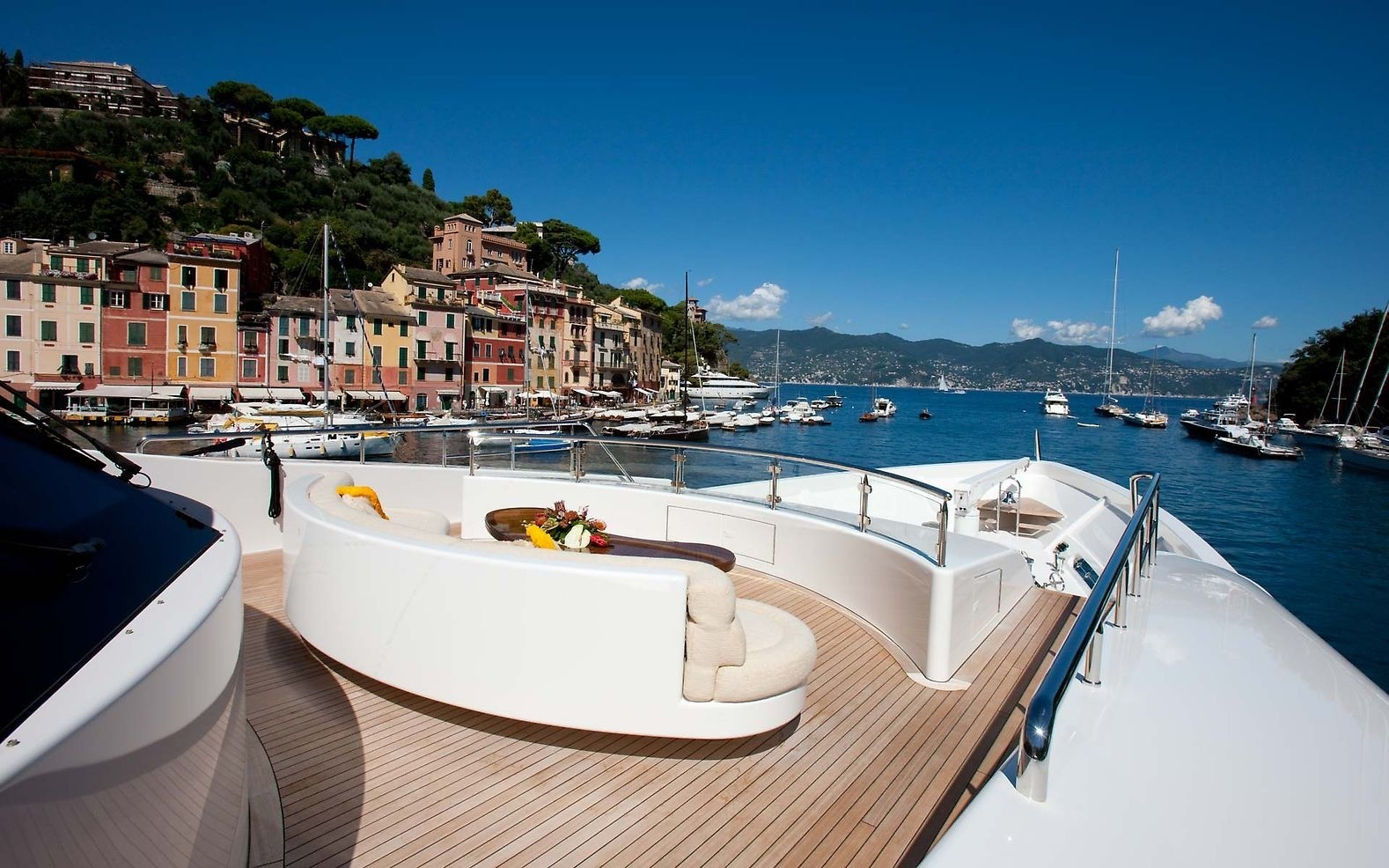 The 49m Yacht HARMONY