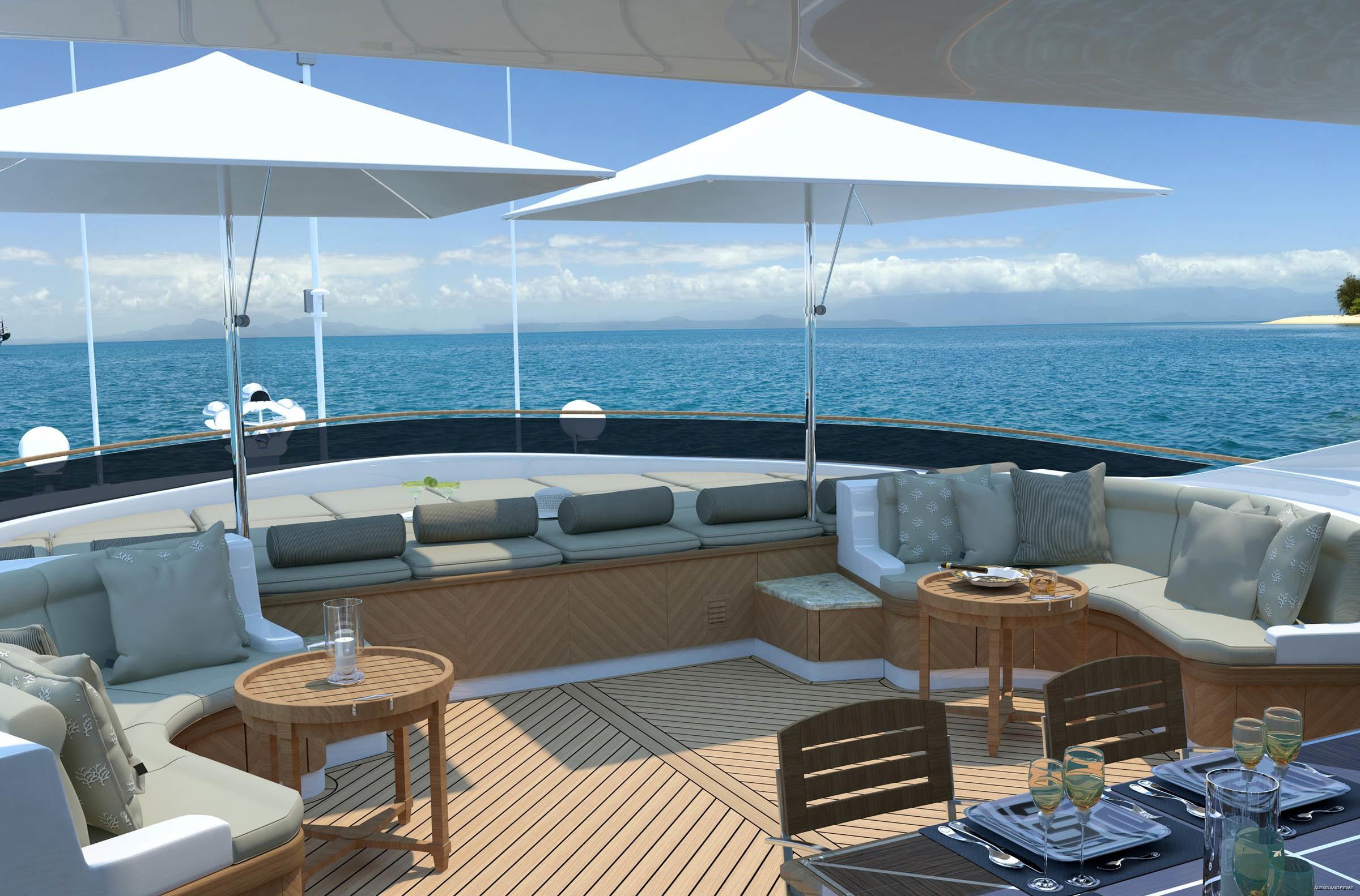 Sun Deck On Board