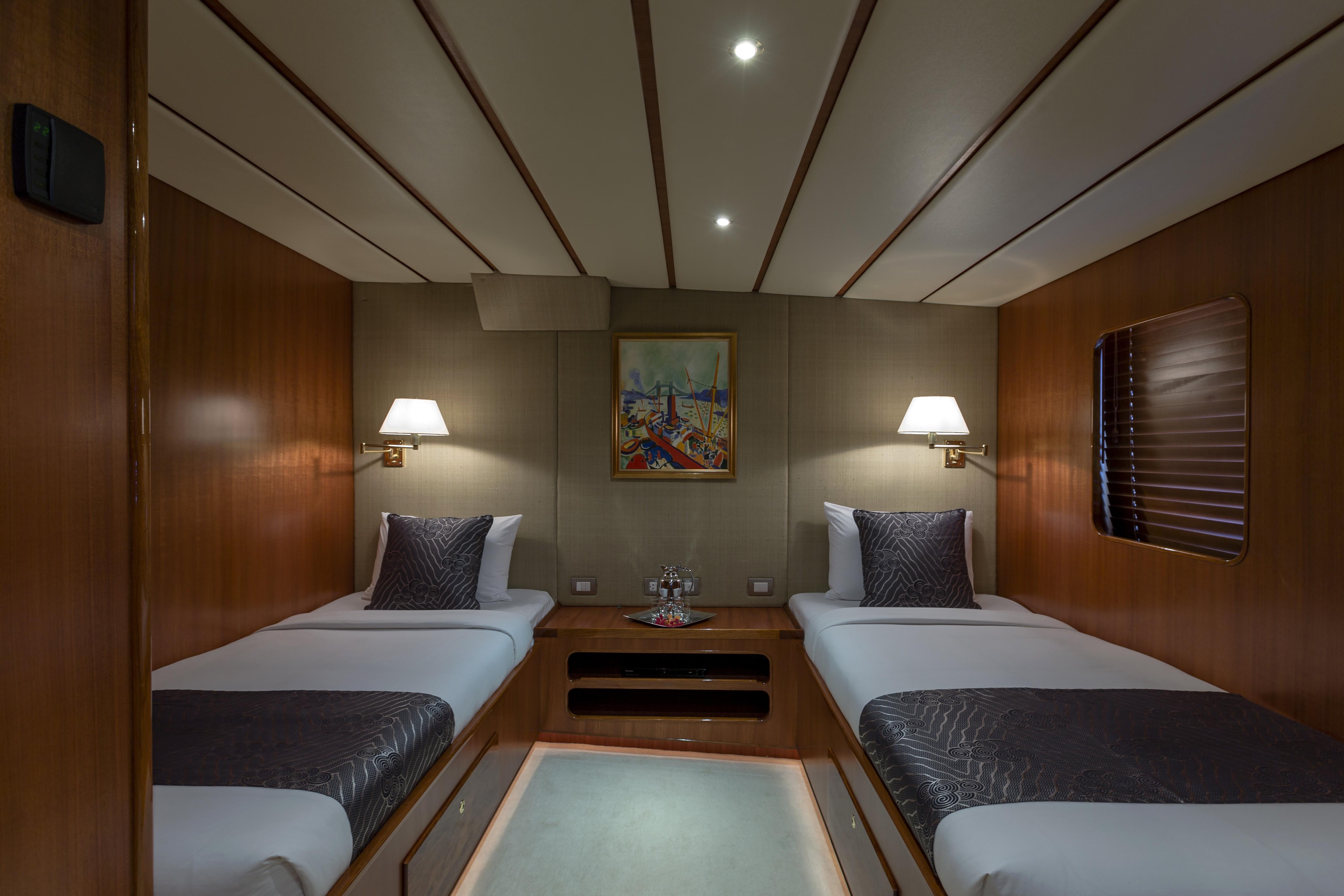 The 50m Yacht NORTHERN SUN