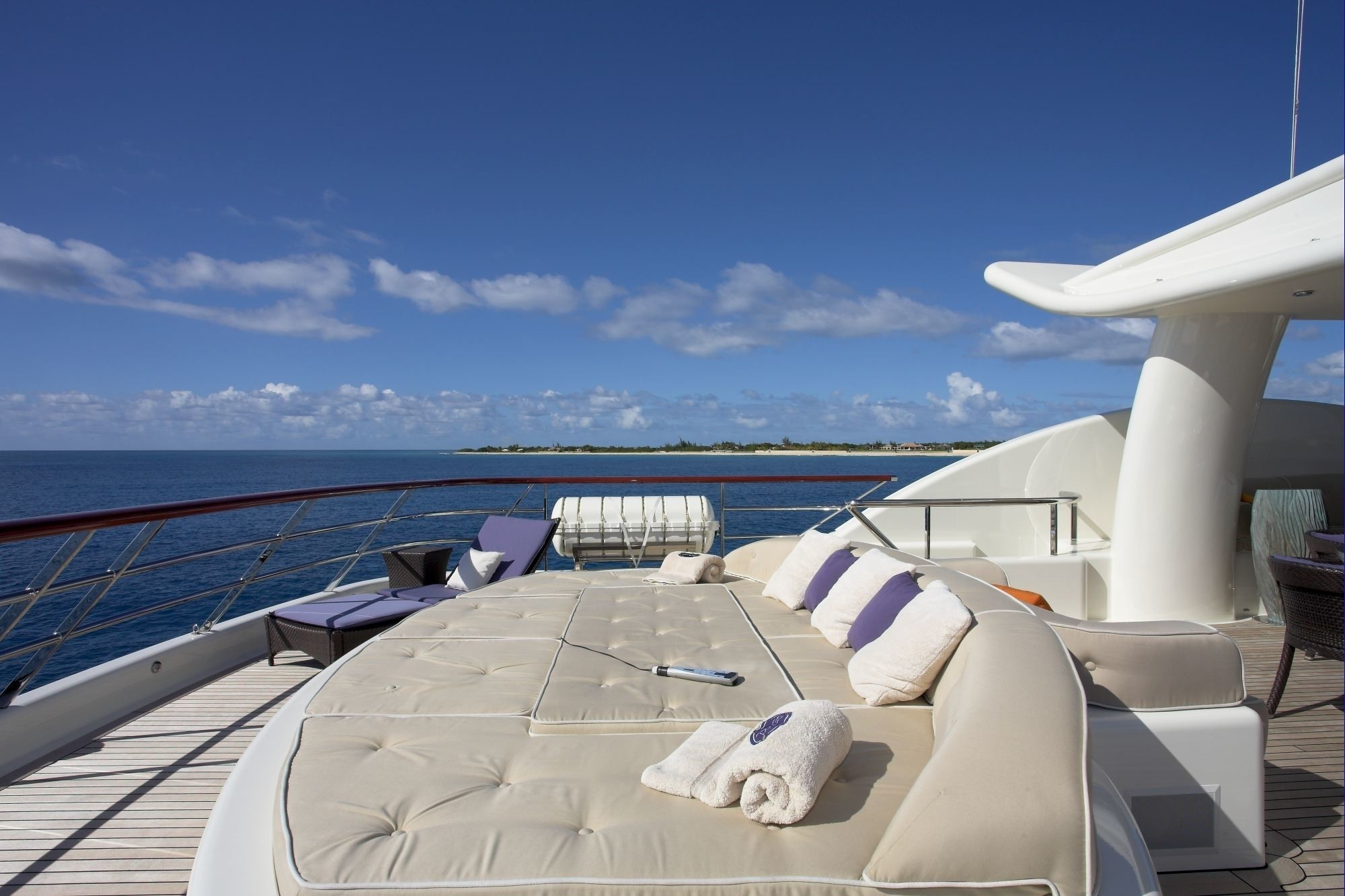 The 52m Yacht DENIKI