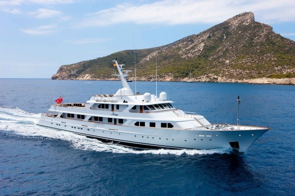 The 53m Yacht MIRAGE