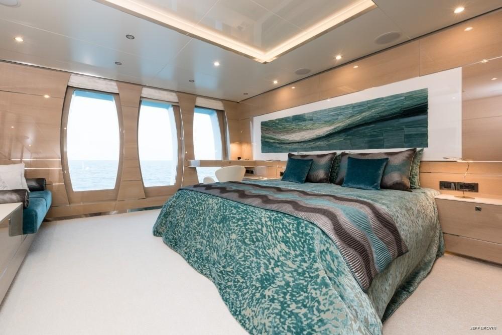 The 63m Yacht IRIMARI