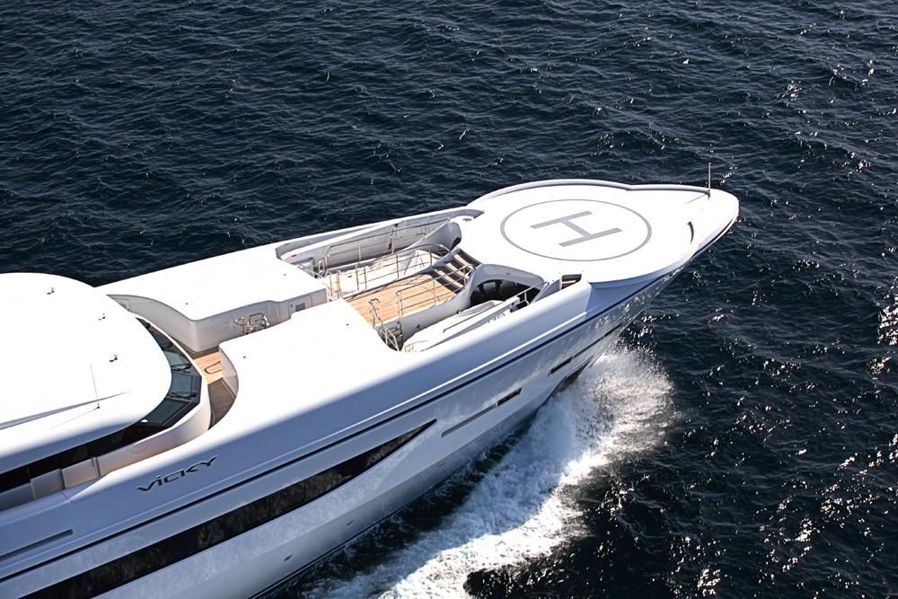 The 73m Yacht VICKY