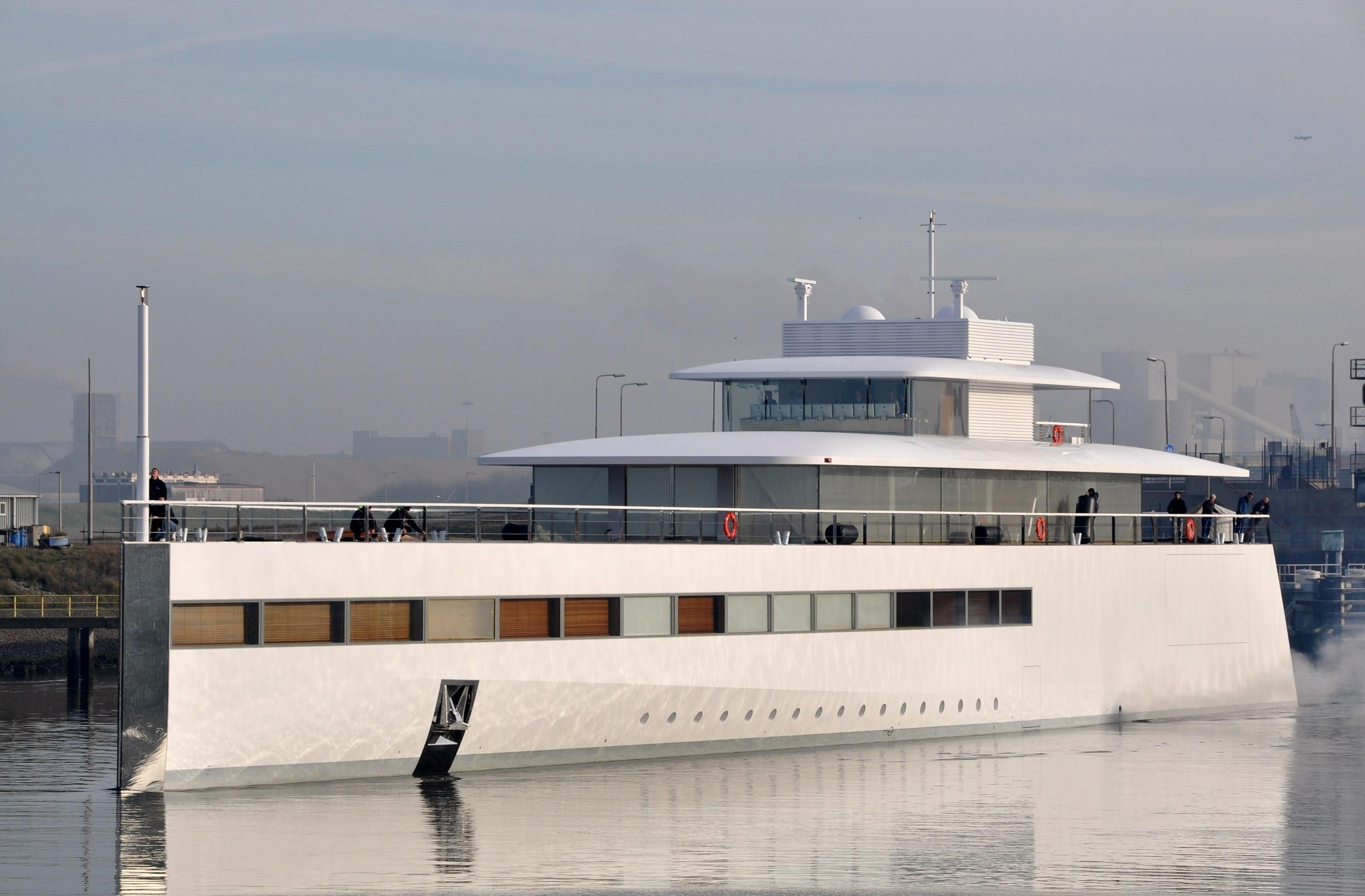 Yacht Venus, A Feadship Superyacht   CHARTERWORLD Luxury ...