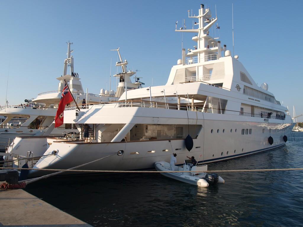 The 80m Yacht GRAND OCEAN