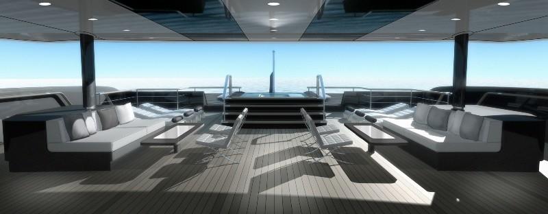 The 89m Yacht ILLUSION