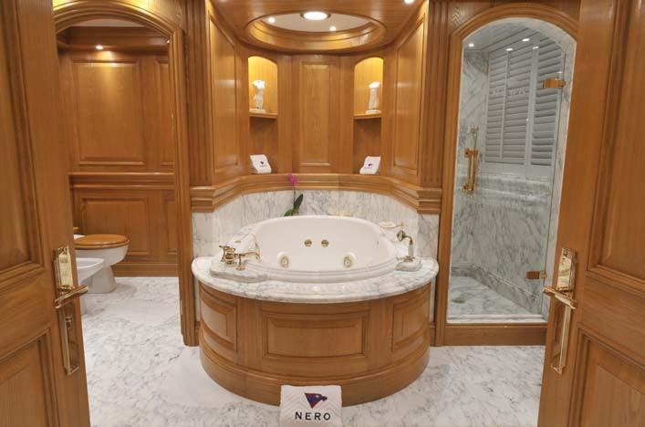 VIP Bath On Board Yacht NERO