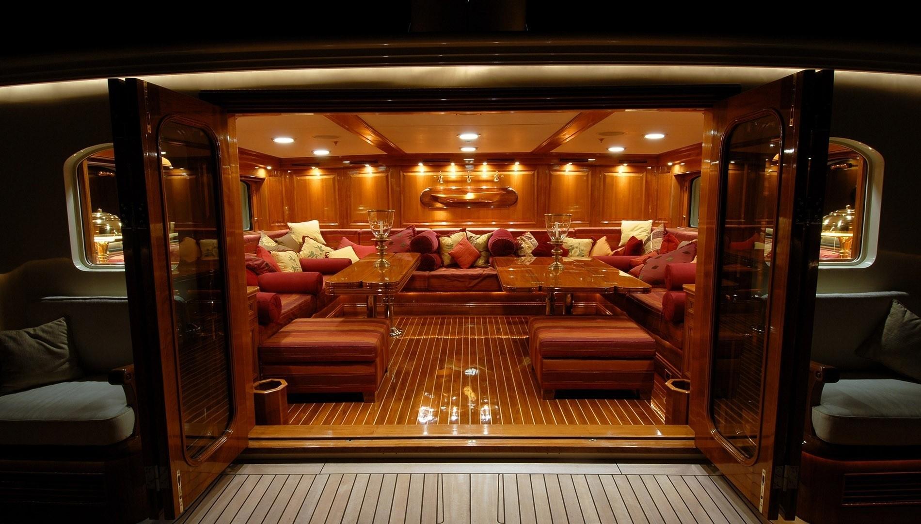 The 90m Yacht NERO