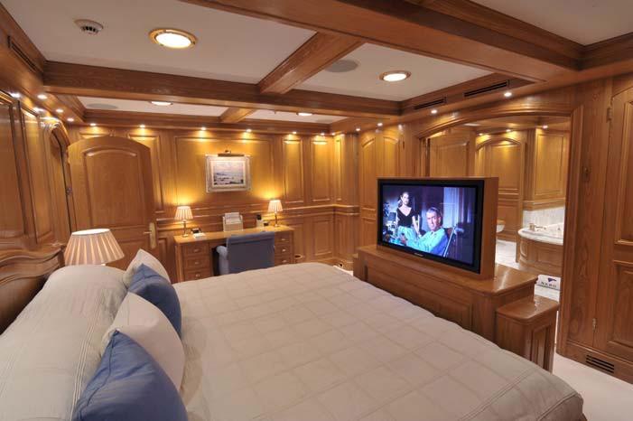 Double Sized Stateroom On Yacht NERO