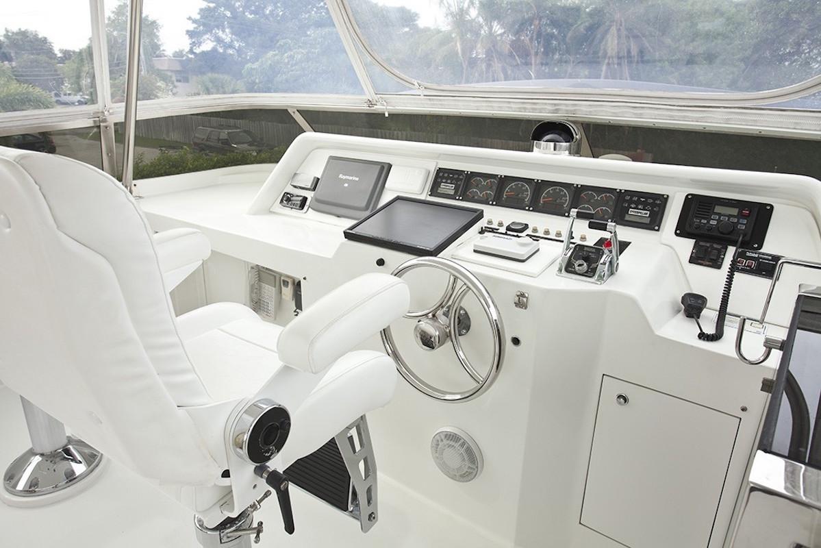 Motor yacht YOLY