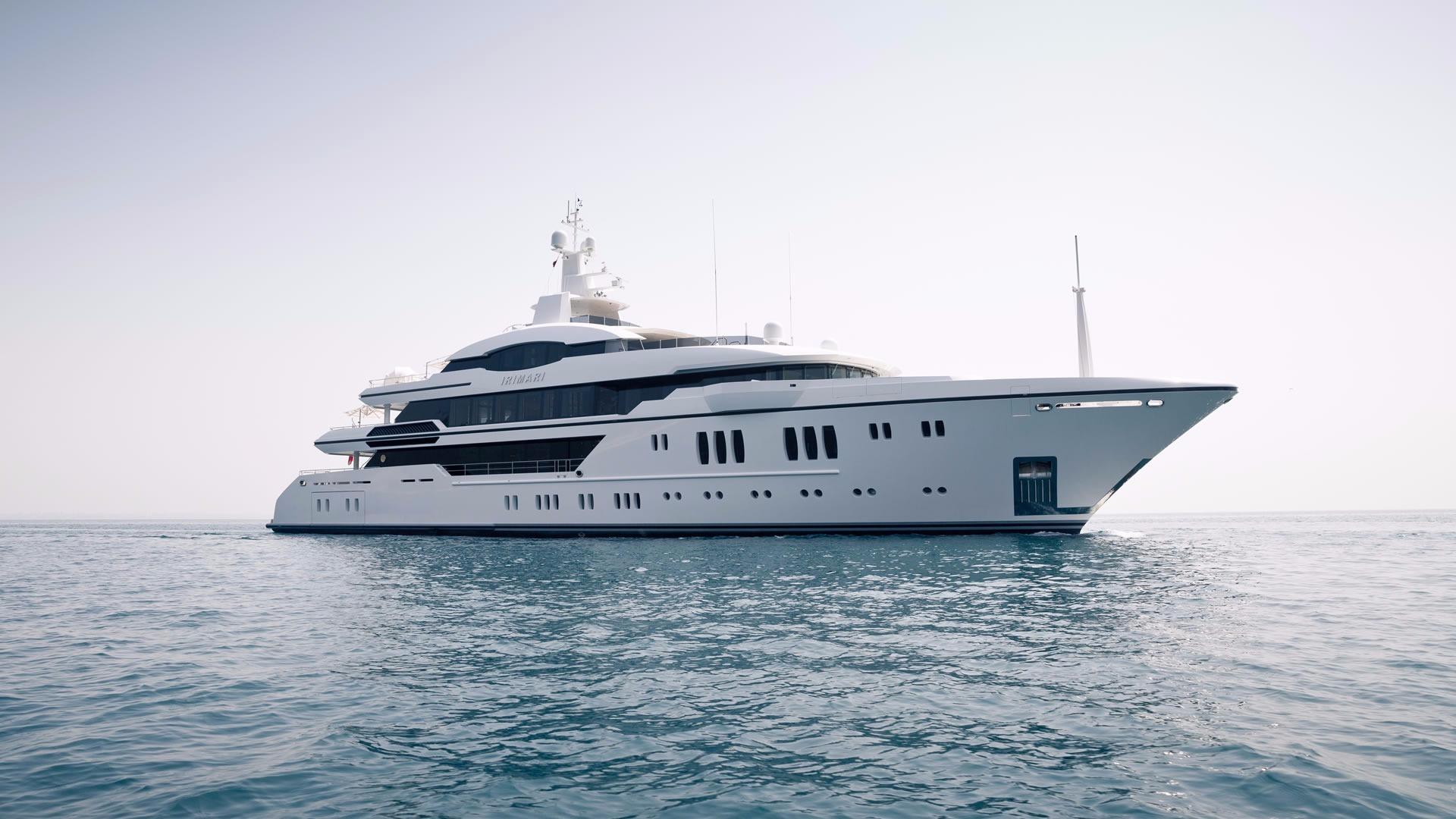 63m IRIMARI Cruising Profile