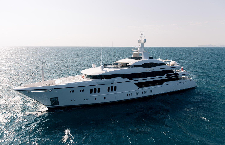 63m IRIMARI Yacht Sunrise Yachts