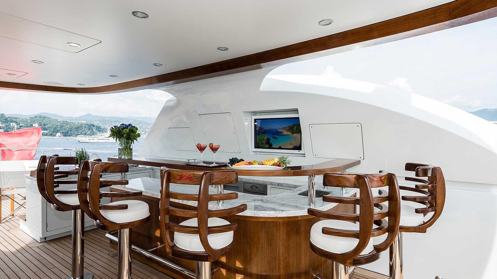 ATOM Exterior- Sun Deck