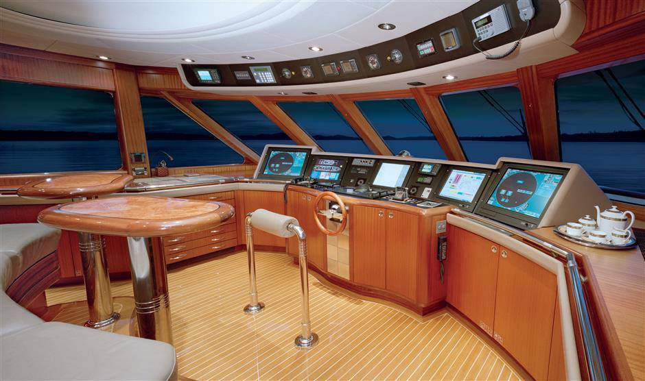Helm Station