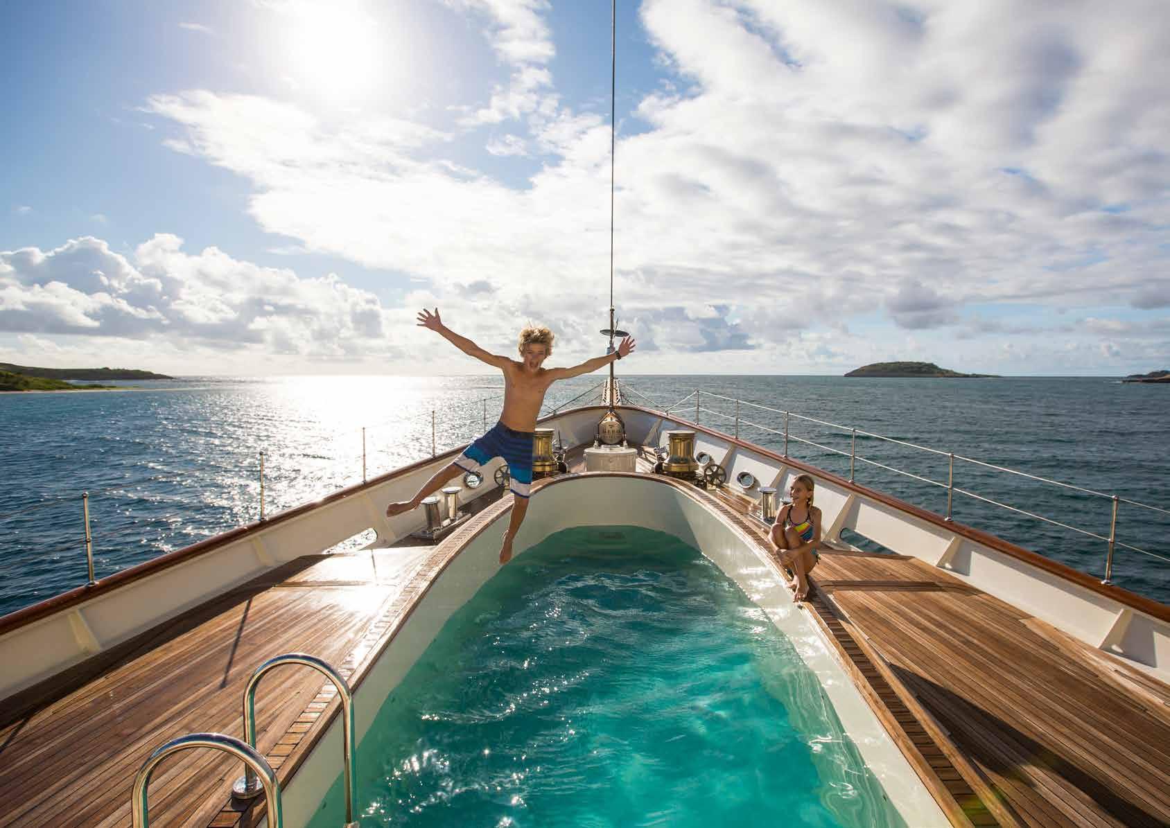 Luxury Yacht Lifestyle
