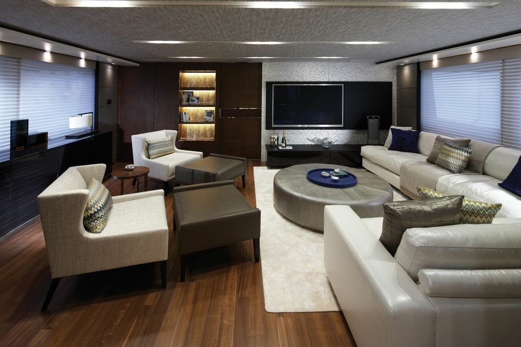Motor Yacht IMPERIAL PRINCESS BEATRICE By Sunseeker - Seating