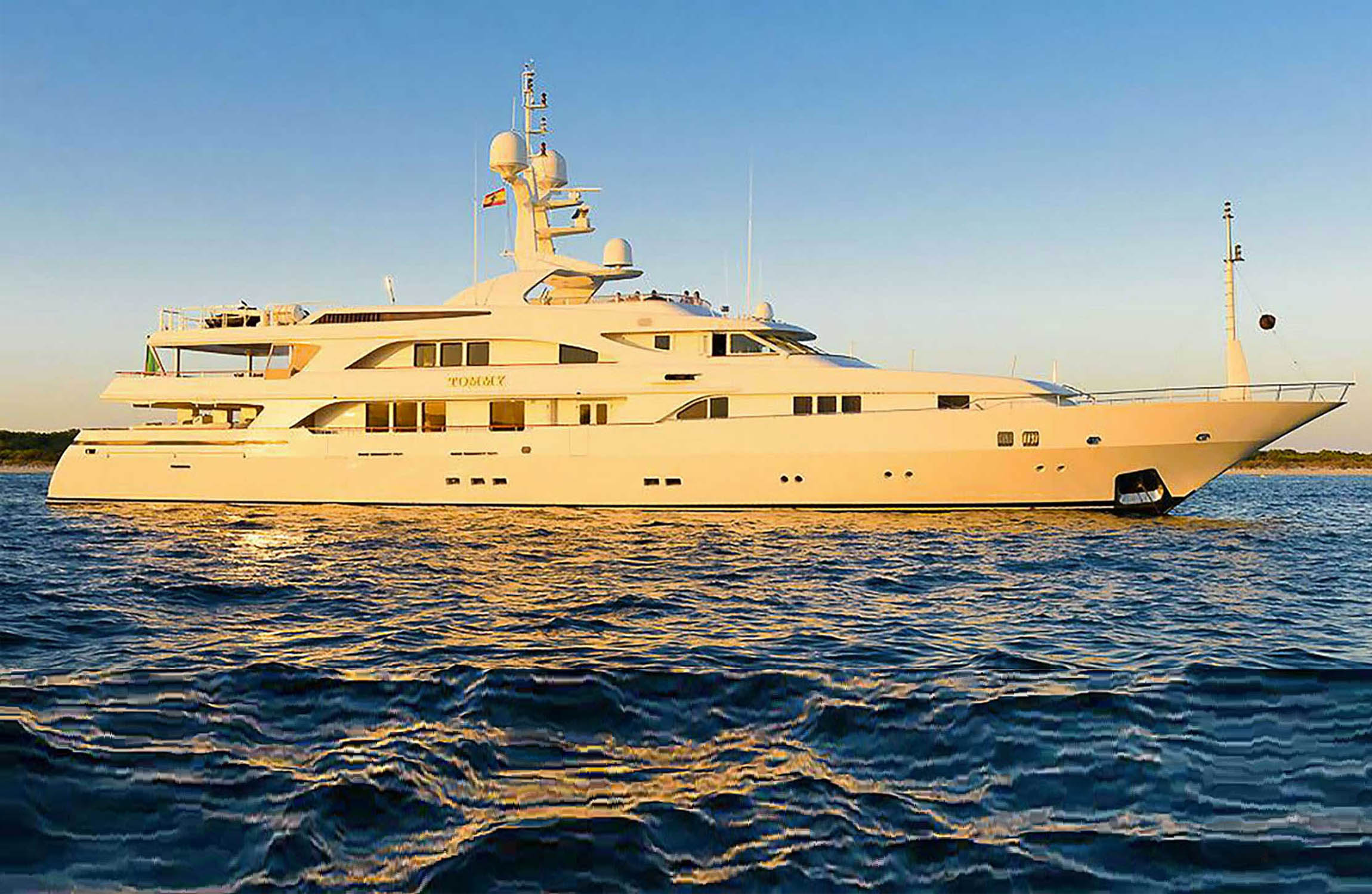 Motor Yacht TOMMY