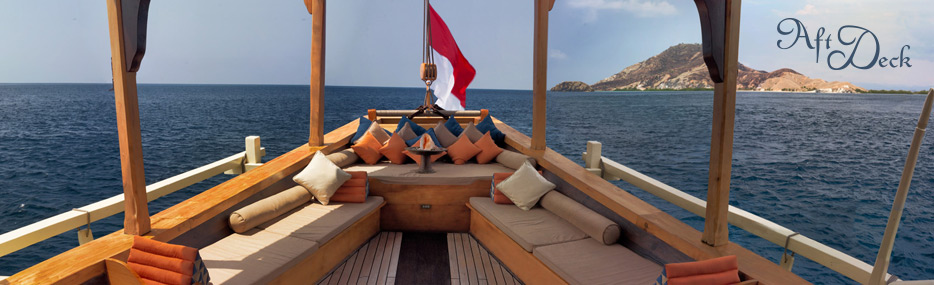 Relax On The Aft Deck