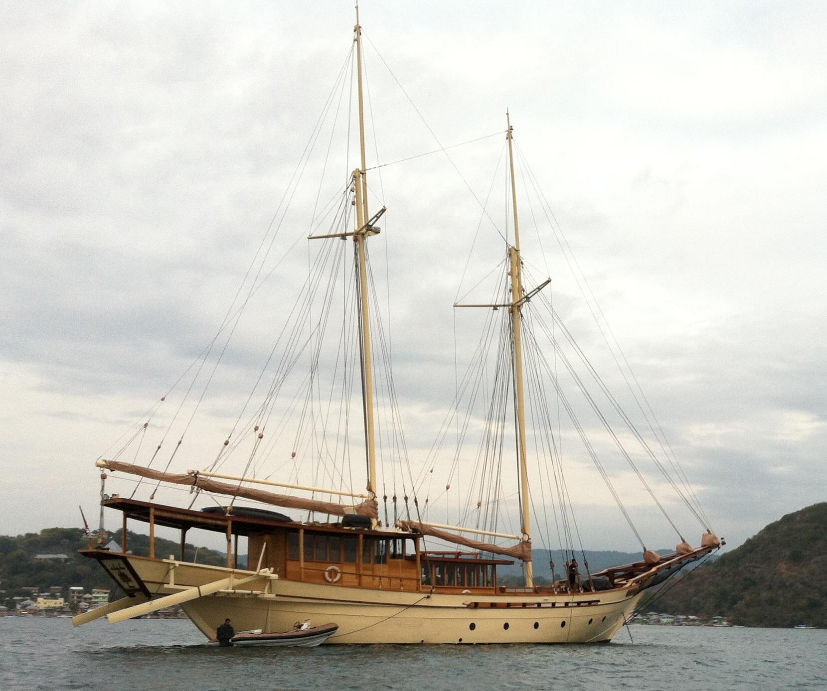 SI DATU BUA - 30m Sailing Yacht