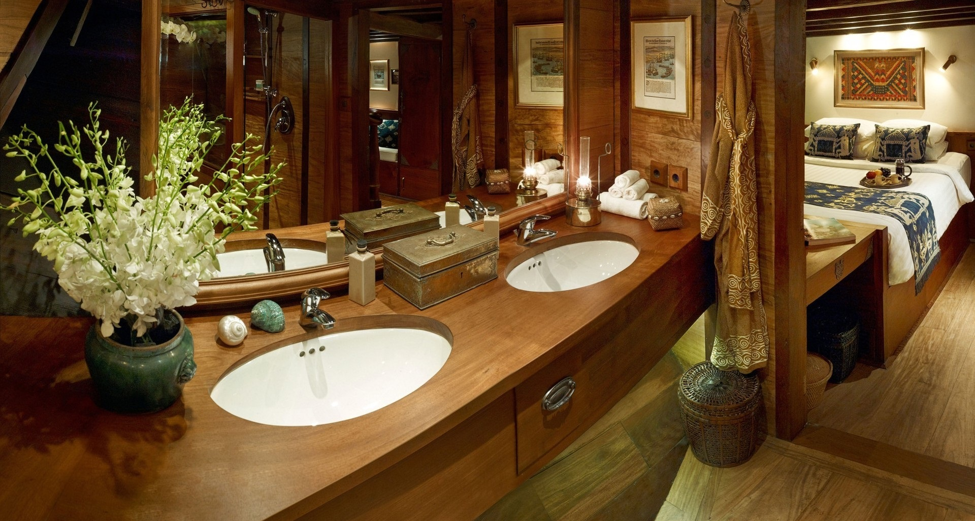 SI DATU BUA - Ensuite Bathroom