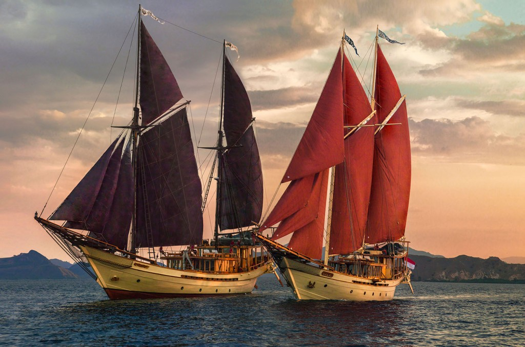 SI DATU BUA And Sistership Side By Side