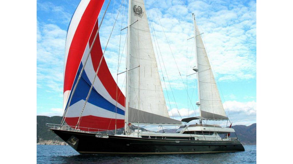 SUHEYLA SULTAN Sailing Yacht