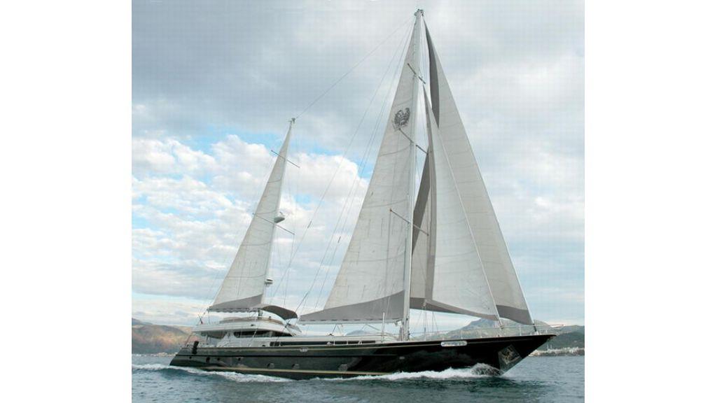 SUHEYLA SULTAN Sailing