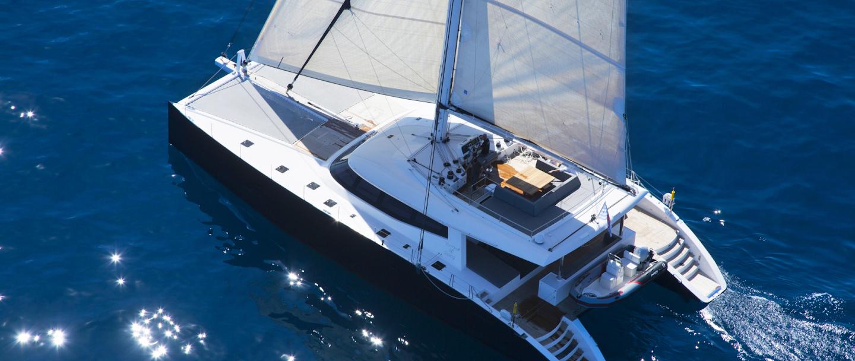 SUNREEF YACHTS - Levante - deck