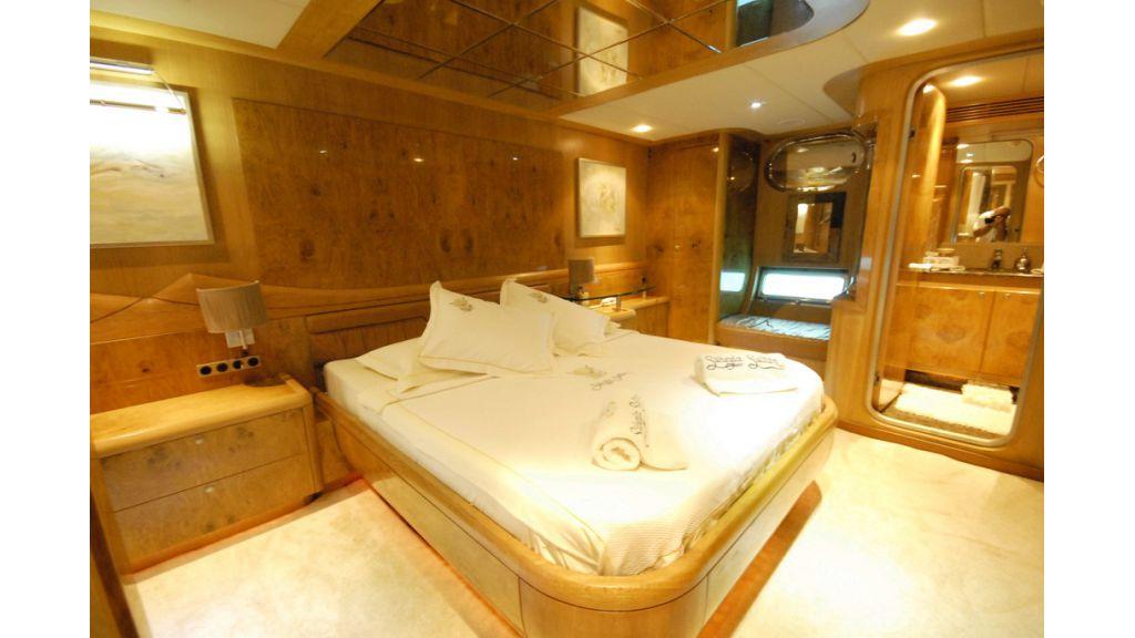 SY SUHEYLA SULTAN Double Cabin
